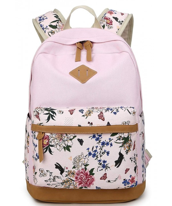 Preppy Daypacks College Student Satchels