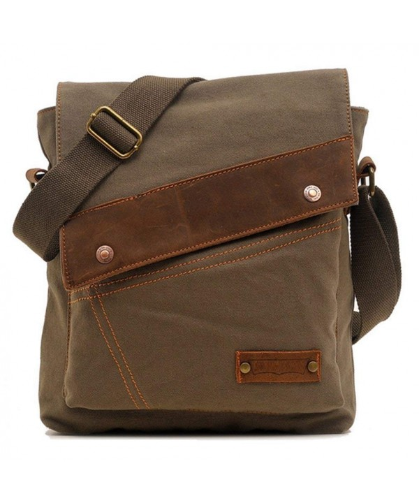 Bagtopia Vintage Shoulder Messenger Crossbody