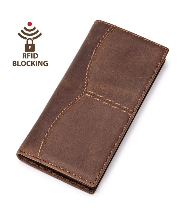 Itslife BLOCKING Vintage Genuine Leather