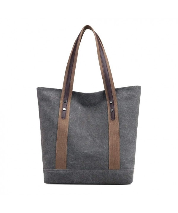 Womens Canvas Shoulder Casual Handbags