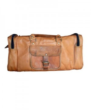 Handcraft Victor Leather Rectangular Holdall
