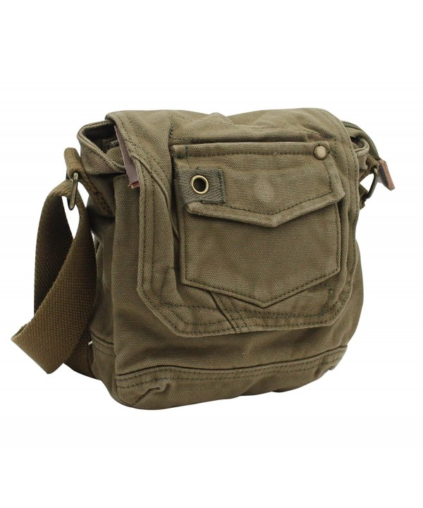 Vagabond Traveler Small Canvas Shoulder