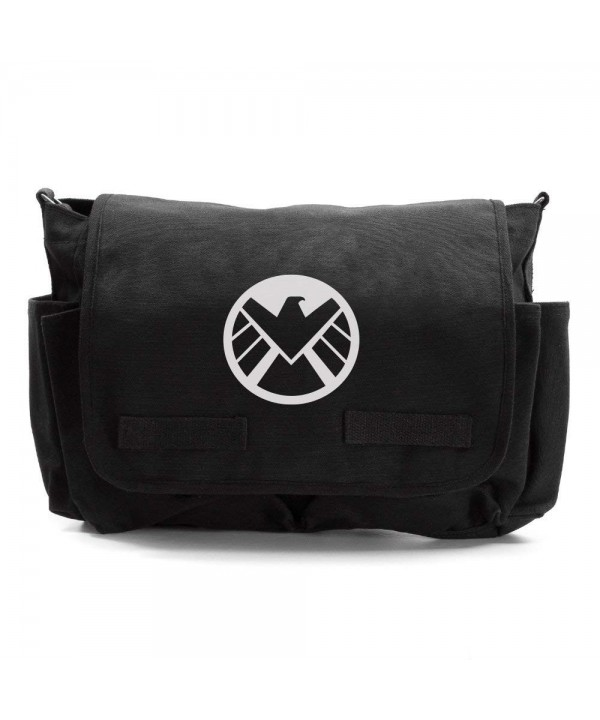 Agents Army Heavyweight Messenger Shoulder