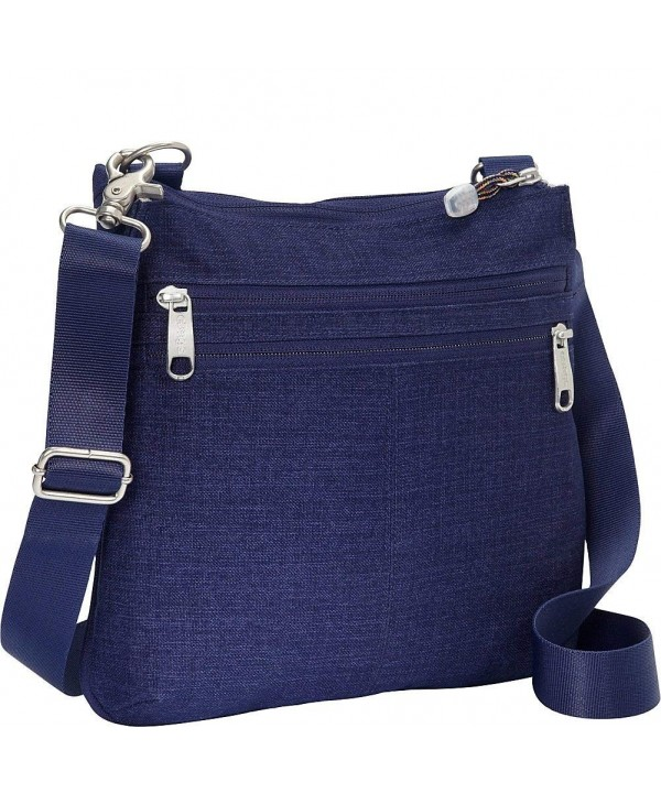 eBags Crossbody Security Brushed Indigo