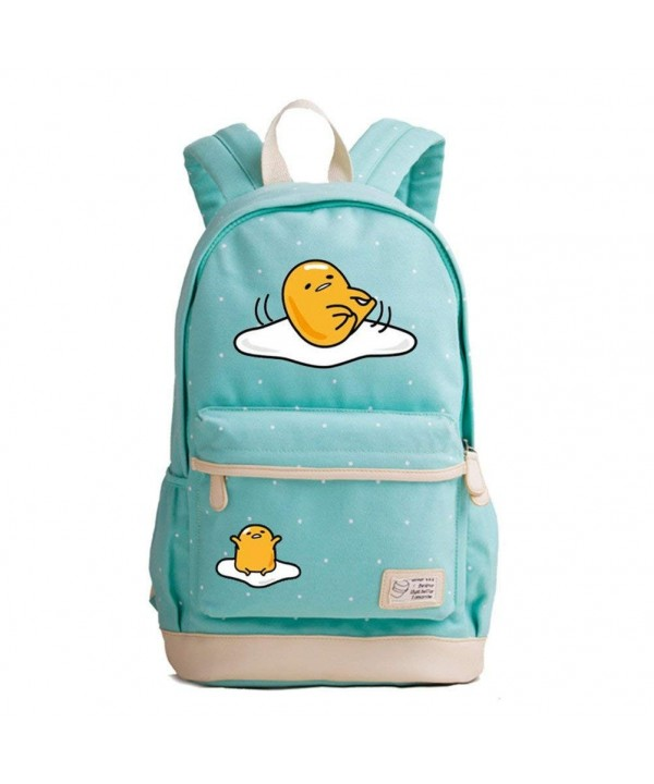 Siawasey Gudetama Backpack Cartoon Shoulder