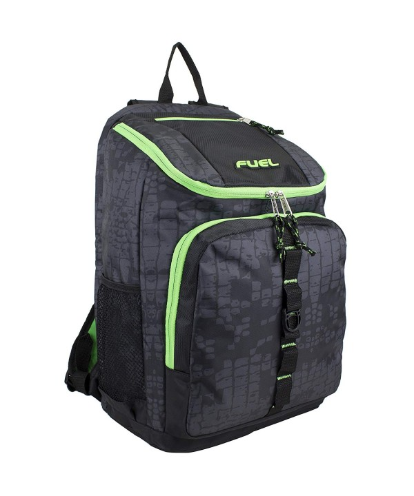 Fuel Sports Backpack Compartment Outdoors