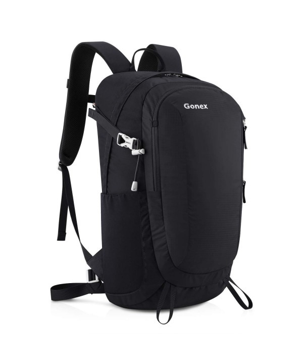Gonex 30L Hiking Backpack Black