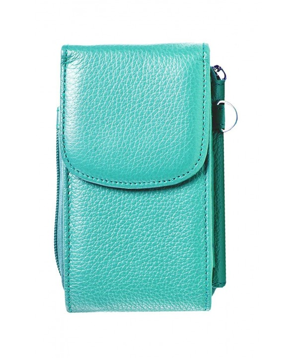 WalletBe Crossbody Smartphone Accordion Wristlet