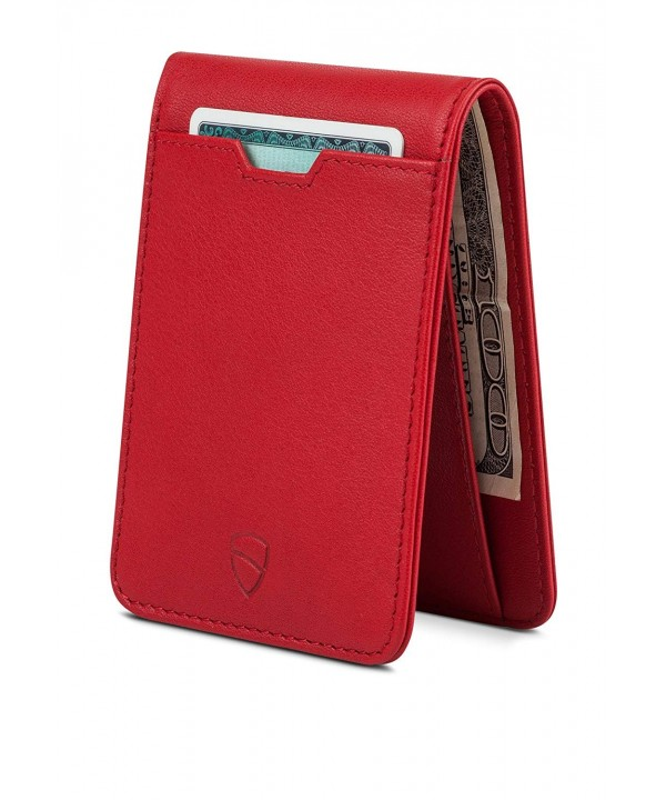 Vaultskin MANHATTAN Bifold Protection Carmine