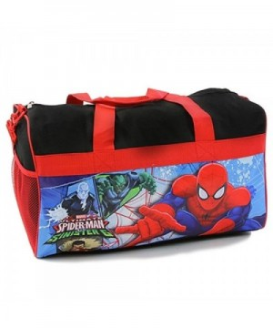 Spiderman Duffel Marvel Kids Overnight