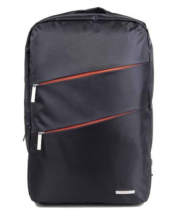 Evolution 15 6 Laptop Backpack Black