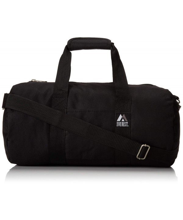 Everest 16 Inch Round Duffel Black