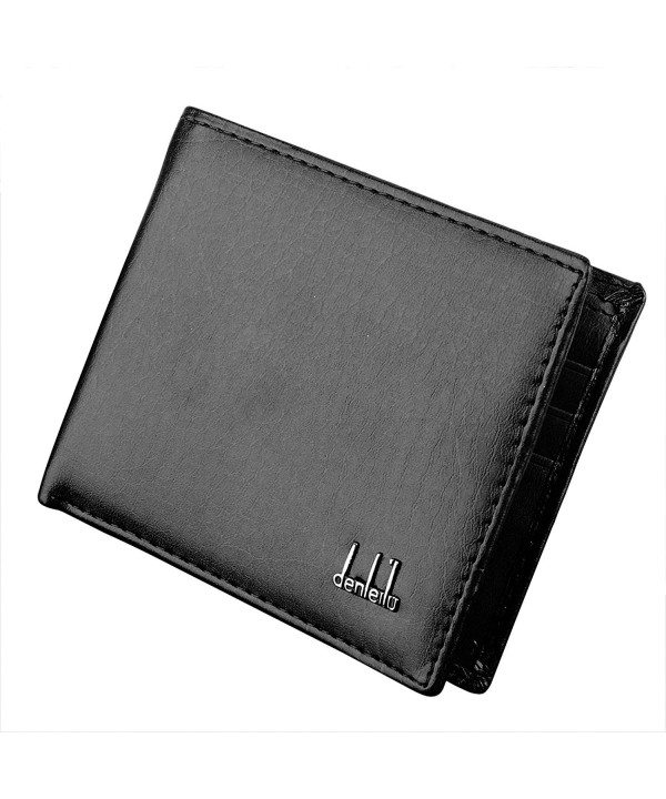 eshion Bifold Synthetic Leather Wallet