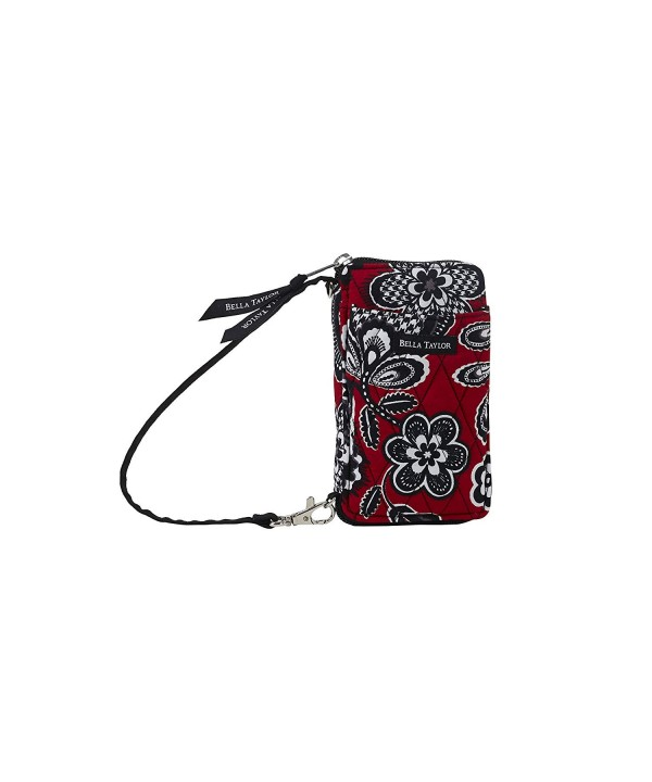 Bella Taylor Carmine All In One Wristlet