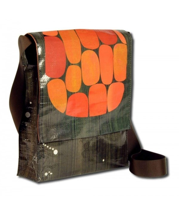 Messenger Bag Hot Rocks 12x11x3