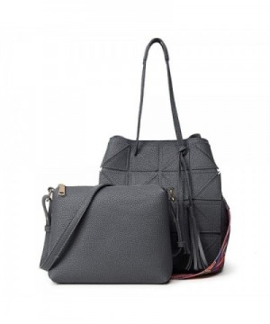 Fashionable Women Leather Tote Shoulder
