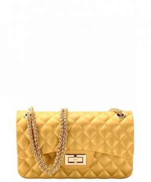 Luxury Silicone Quilted Crossbody THAI