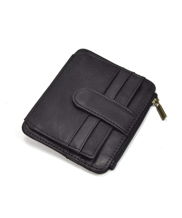 LUUFAN Leather Credit Holder Wallet
