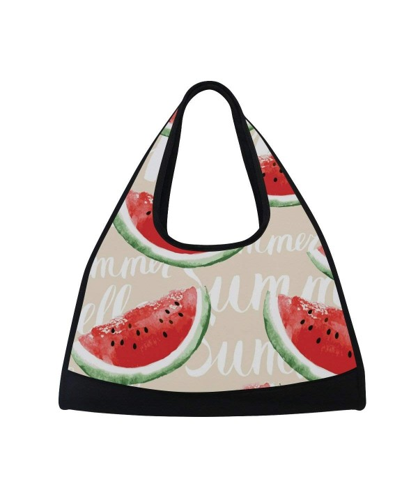 MAPOLO Watermelon Travel Duffel Shoulder