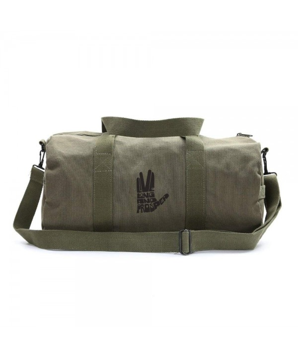 Prosper Sport Heavyweight Canvas Duffel