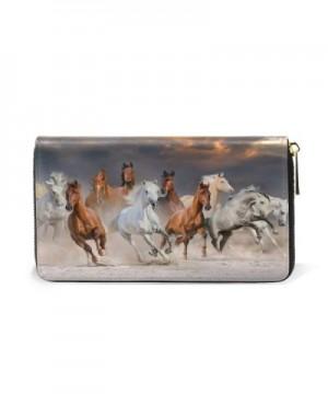 ALAZA Vintage Animal Leather Handbag