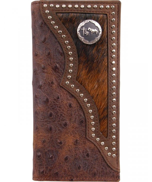 3D Mens Western Rodeo Wallet