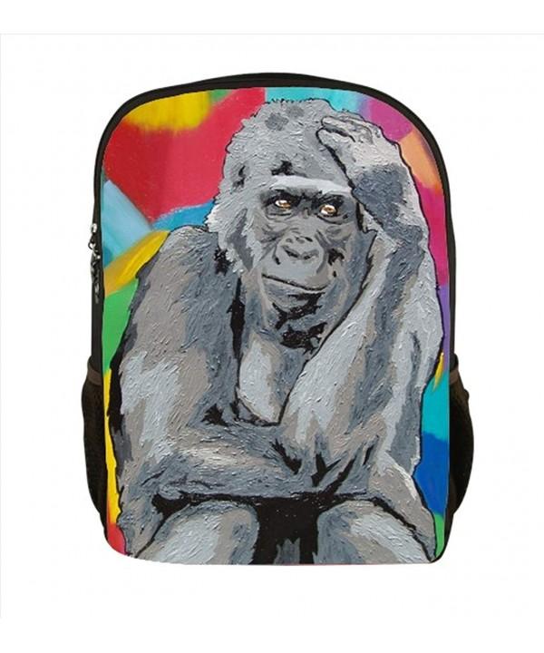Gorilla Backpack Book Bag Original