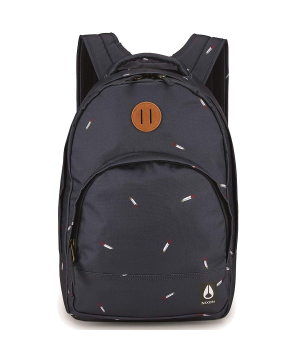 NIXON Mens Grandview Backpack Midnight