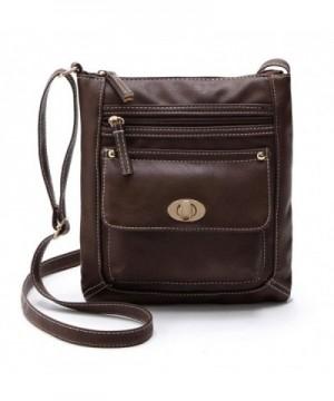 Leather Shoulder Messenger Tuscom Cross42CM###Designer Women Shoulder Bags