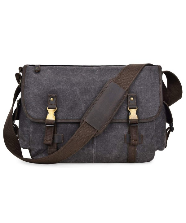 ALTOSY Canvas Messenger Shoulder 5355