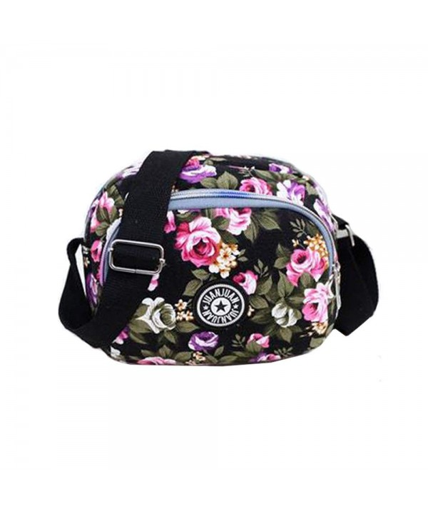 Womens Prints Crossbody Shoulder Cellphone