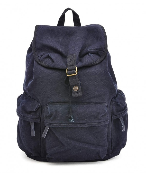Gootium Canvas Backpack Casual Rucksack