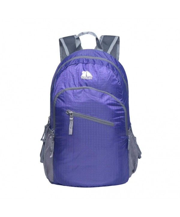 YEAHJOY Outdoor Lightweight Backpack Packable