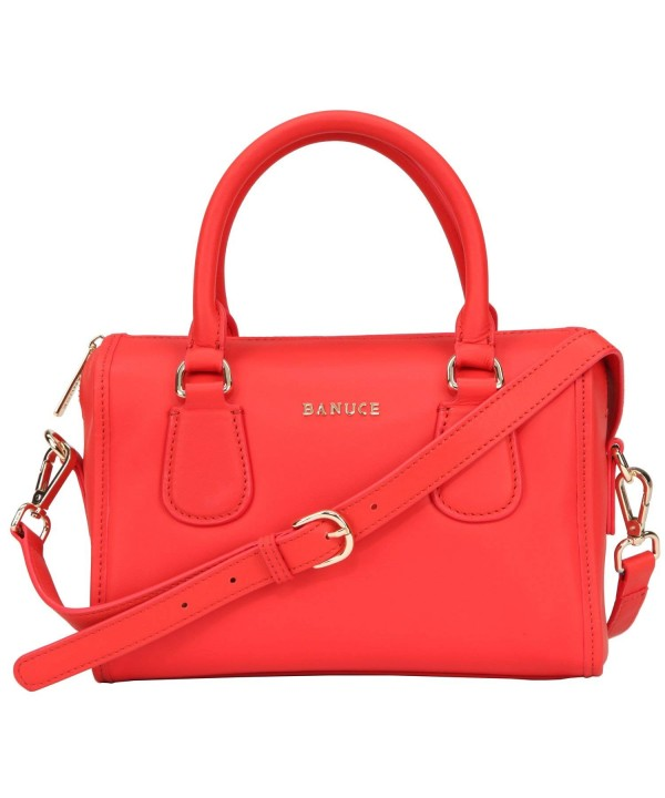 Banuce Genuine Handbags Shoulder Messenger