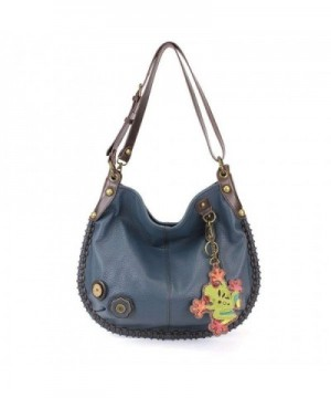 Chala Charming Hobo Crossbody Frog