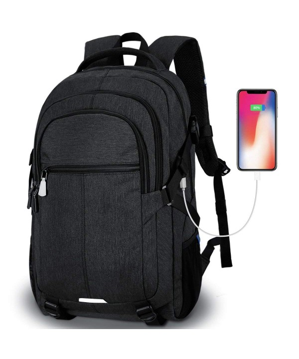 Tocode Backpack Backpacks Resistant Multi Compartments