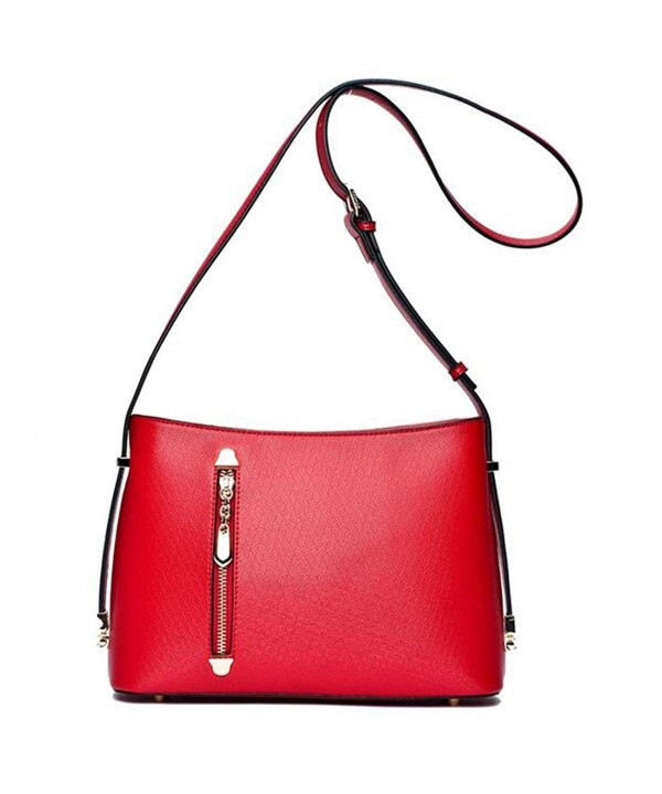 Bagtopia Premium Leather Shoulder Cross body