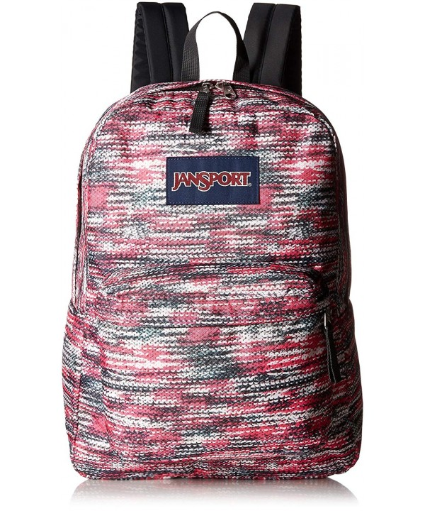 JanSport Unisex SuperBreak Sweater Backpack