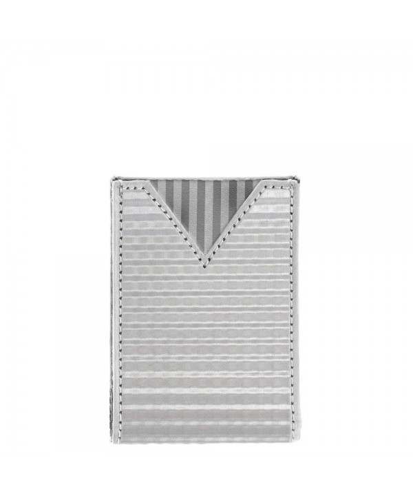 Stewart Stand V Pouch Checkered Silver