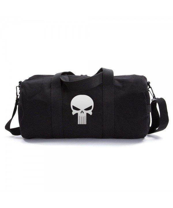Punisher Vintage Duffel Sports Shoulder