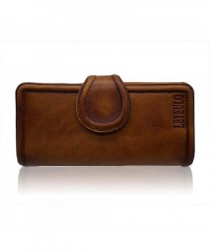 Womens Wallets Leather Handmade Holder
