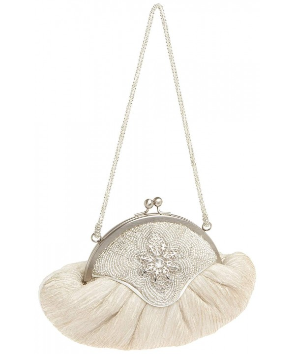 inge Christopher Barts Pouch Silver