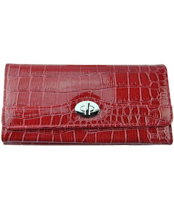 MUNDI Womens File Master Wallet