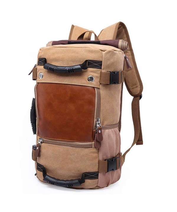 NaSUMTUO Travel Backpack Rucksack Vintage
