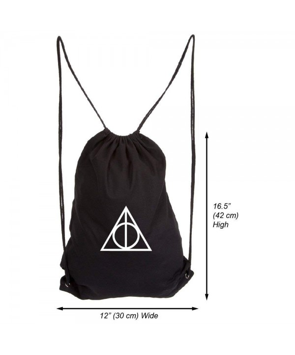 Deathly Hallows Potter Eco Friendly String