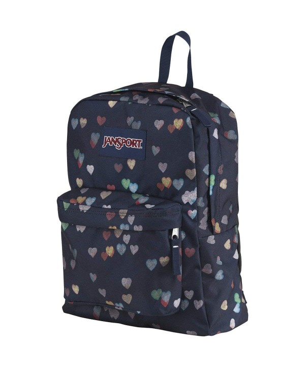 JanSport Superbreak Backpack Multi Crush