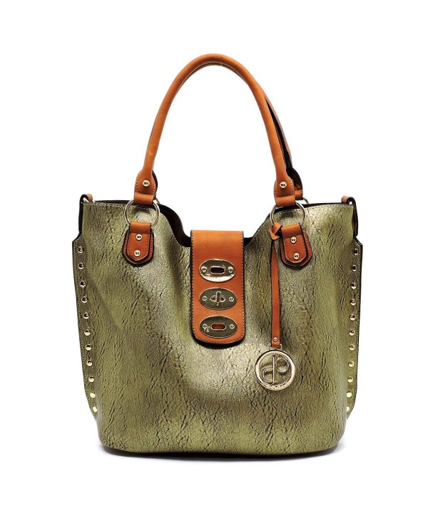 dOrcia Piece Shoulder Tote Handbag