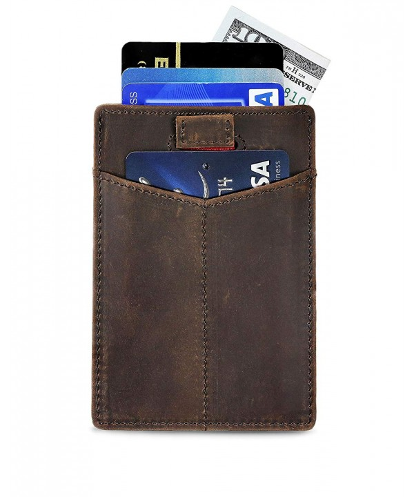 Travel Wallet Blocking Minimalist Wallets