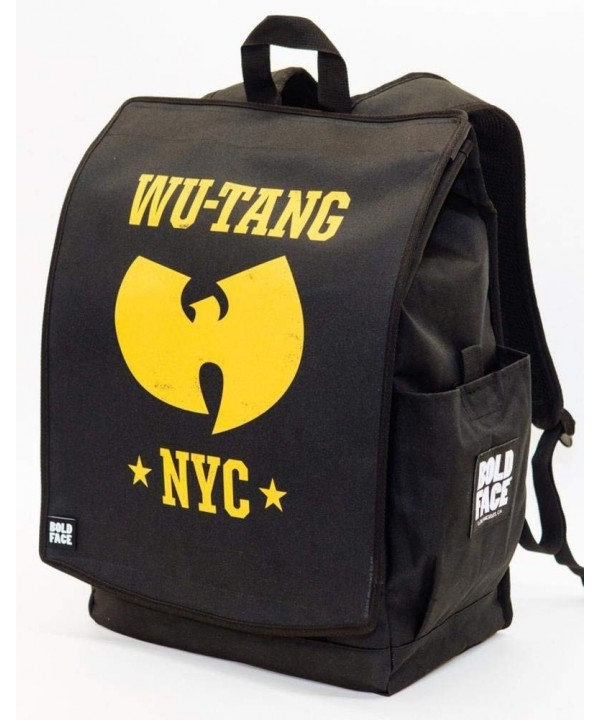 Wu Tang Clan Yellow Logo Backpack