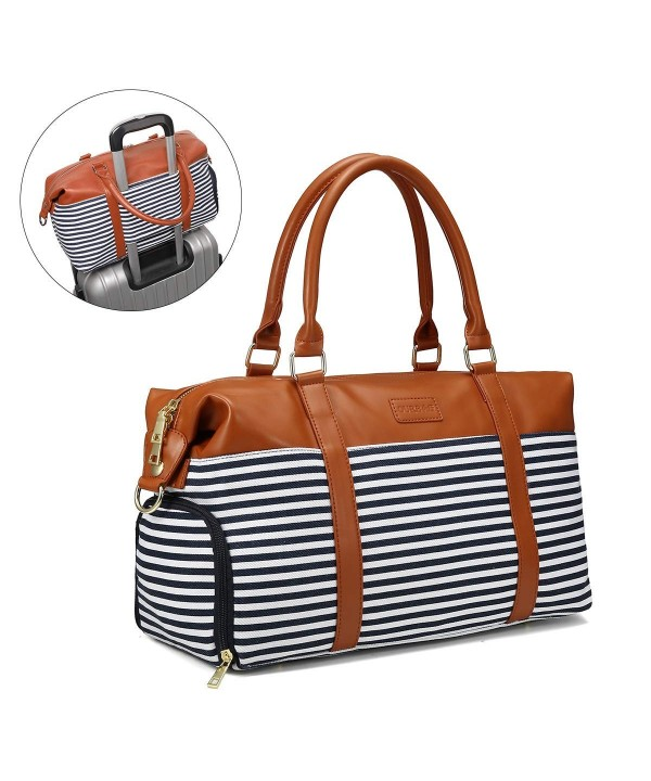 Stripe Weekend OURBAG Crossbody Overnight